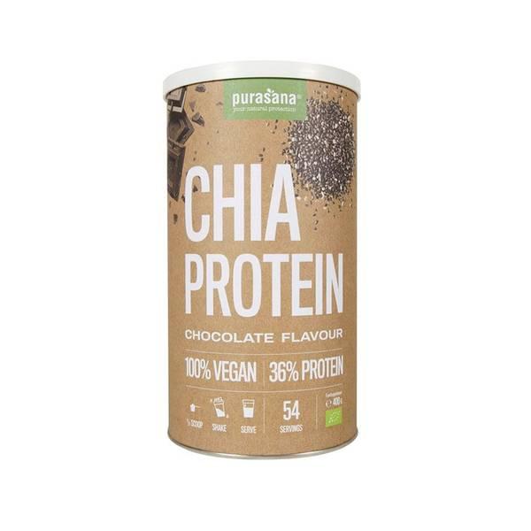Bilde av Chia protein sjokolade