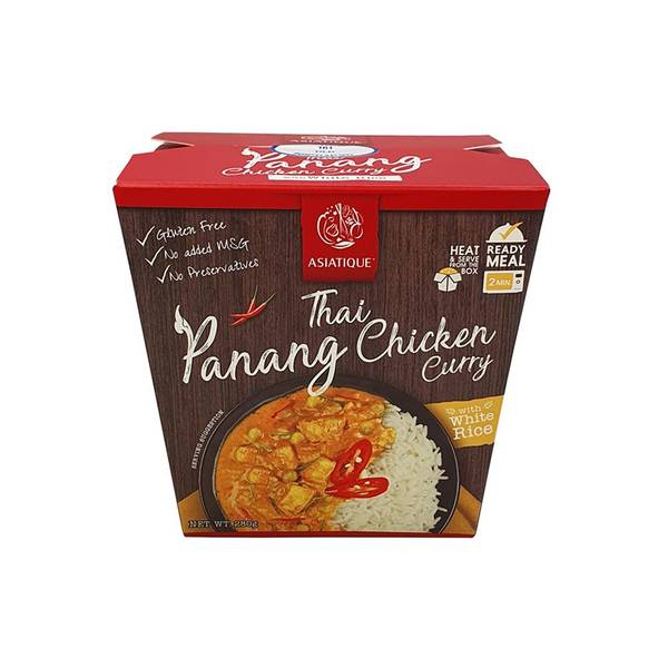 Bilde av Thai Panang Chicken Curry