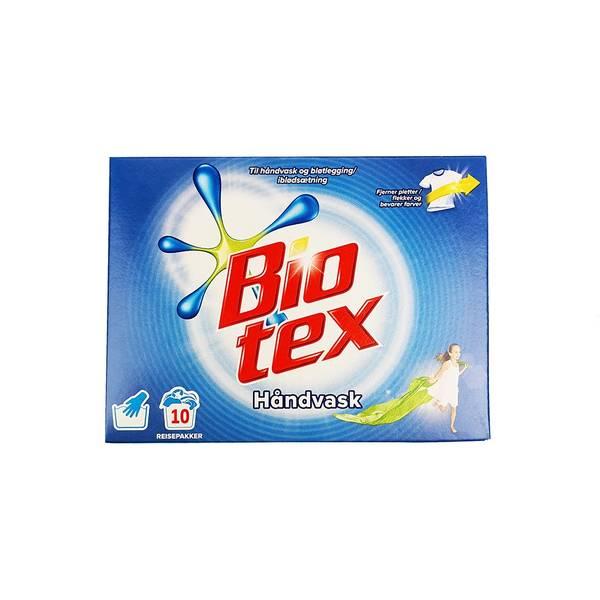 Bilde av Bio-tex Håndvask - 10stk Reisepakker