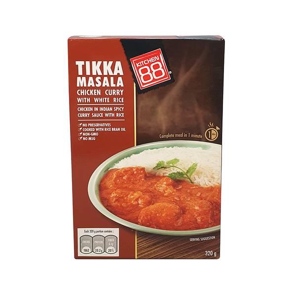 Bilde av Tikka Masala Chicken Curry